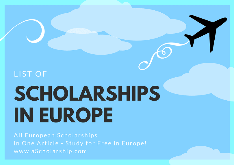 List-of-Scholarships-in-European-Countries-for-International-Students