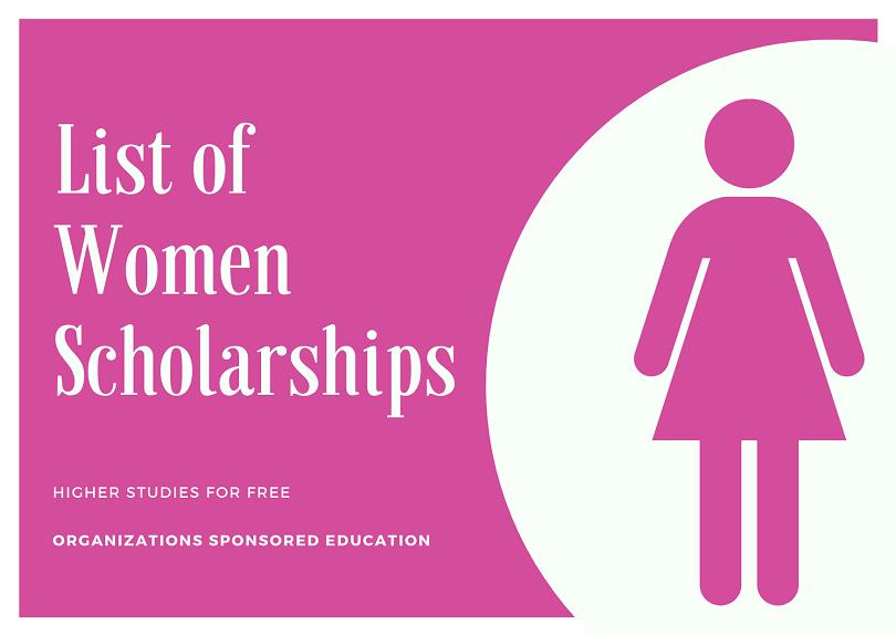 List-of-International-Scholarship-for-Women